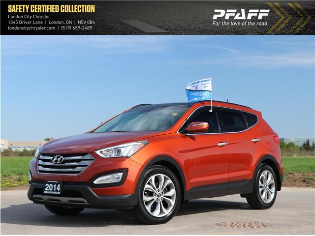 2014 Hyundai Santa Fe Sport  (Stk: 8221A) in London - Image 1 of 26