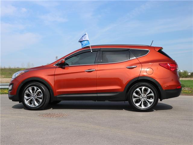 2014 Hyundai Santa Fe Sport  (Stk: 8221A) in London - Image 2 of 26