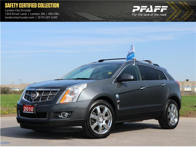 2010 Cadillac SRX  (Stk: 8514A) in London - Image 1 of 27