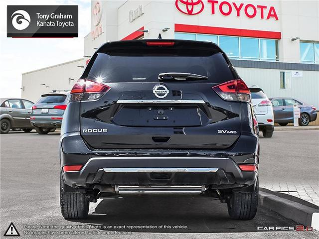 2017 Nissan Rogue SV (Stk: B2781) in Ottawa - Image 4 of 25