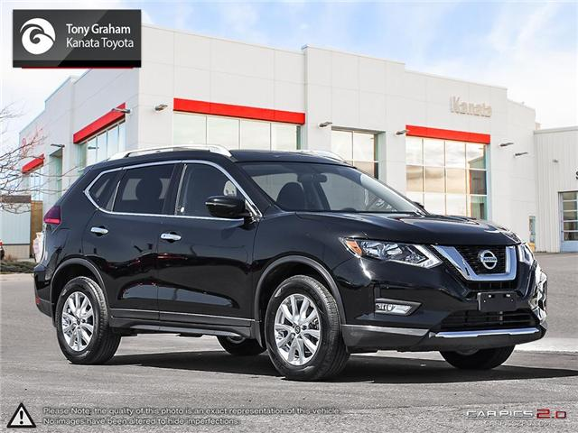 2017 Nissan Rogue SV (Stk: B2781) in Ottawa - Image 7 of 25