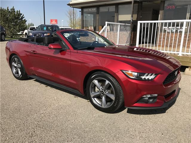 2017 Ford Mustang V6 (Stk: B2062) in Lethbridge - Image 1 of 21