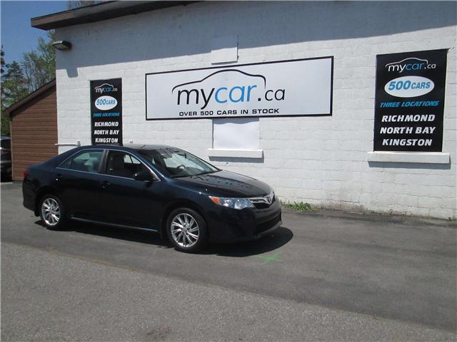 2013 Toyota Camry LE (Stk: 180568) in Richmond - Image 2 of 13