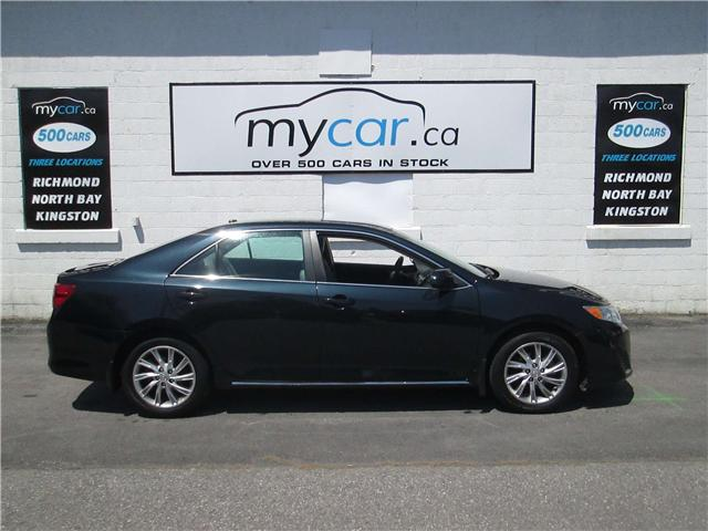 2013 Toyota Camry LE (Stk: 180568) in Richmond - Image 1 of 13