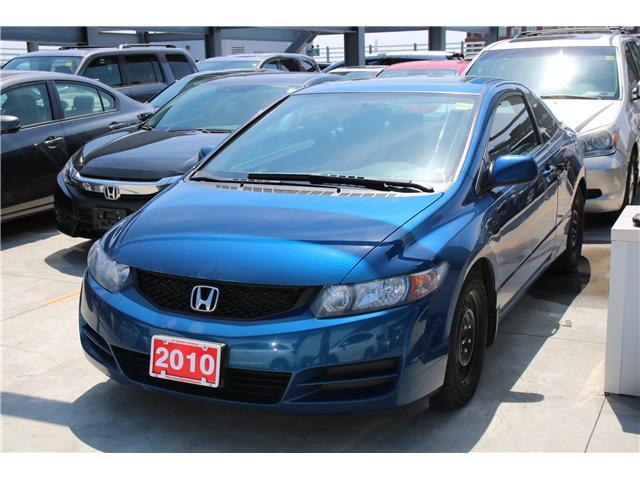 2010 Honda Civic LX SR (Stk: C18757A) in Toronto - Image 1 of 6