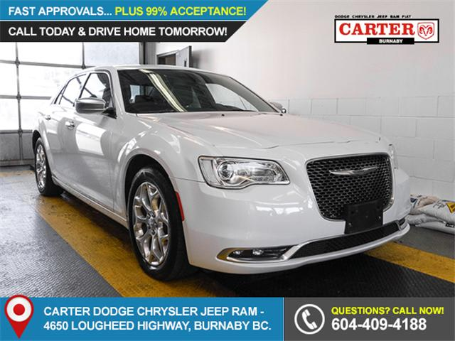 2017 Chrysler 300 C Platinum (Stk: X-5875-0) in Burnaby - Image 1 of 25