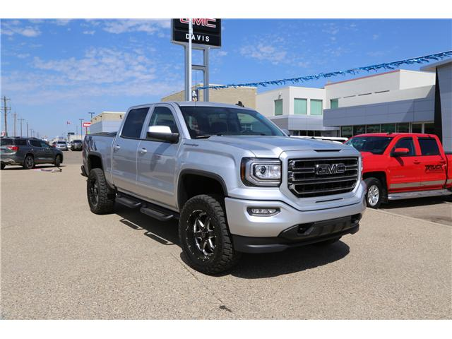 2018 GMC Sierra 1500 SLE (Stk: 161716) in Medicine Hat - Image 1 of 27