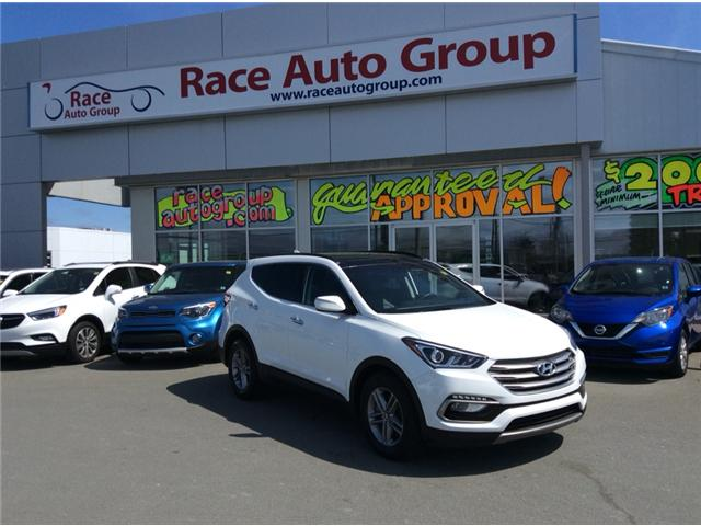 2018 Hyundai Santa Fe Sport 2.4 SE (Stk: 15926) in Dartmouth - Image 1 of 26
