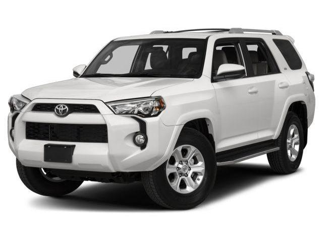 2018 Toyota 4Runner SR5 (Stk: 2801286) in Calgary - Image 1 of 9