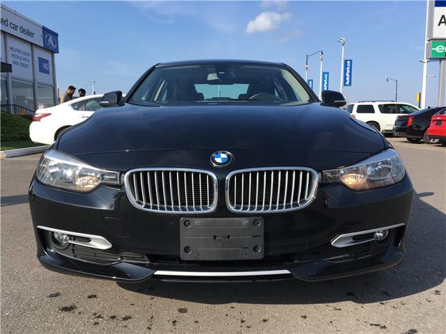 2014 BMW 320i xDrive (Stk: 14-69179) in Brampton - Image 2 of 23