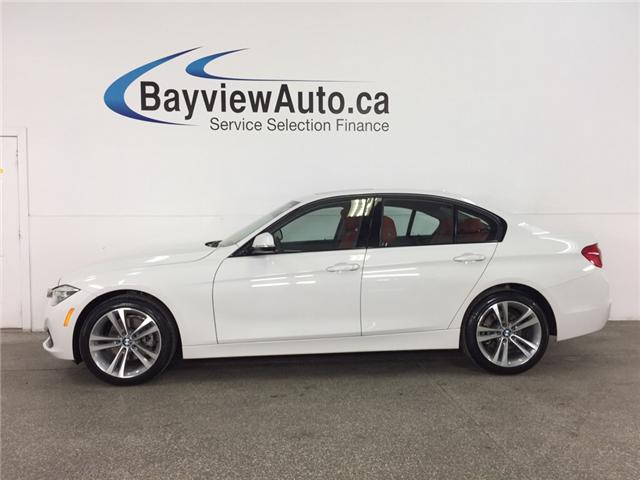 2017 BMW 320i xDrive (Stk: 32552J) in Belleville - Image 1 of 28