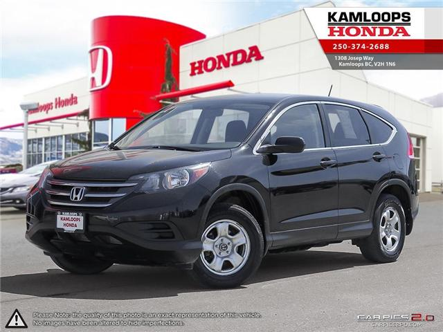 2014 Honda CR-V LX (Stk: 13758A) in Kamloops - Image 1 of 25