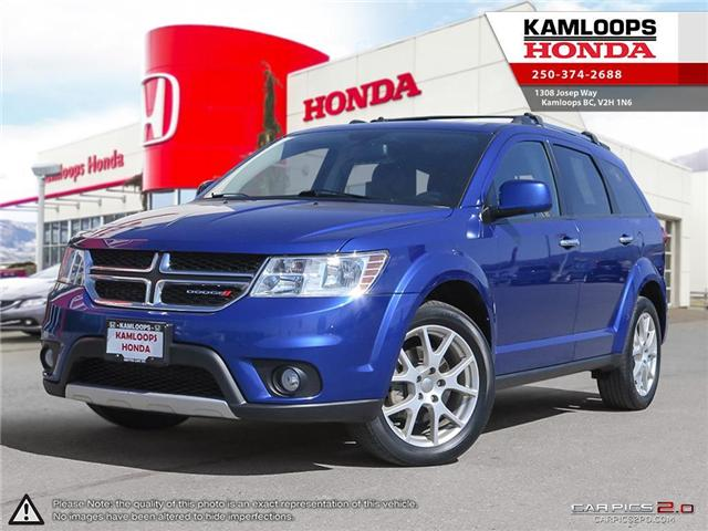 2015 Dodge Journey R/T (Stk: 13722A) in Kamloops - Image 1 of 25