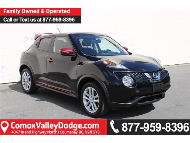 2016 Nissan Juke SV (Stk: L914796A) in Courtenay - Image 1 of 30