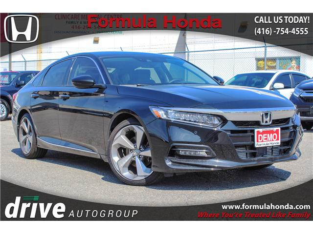 2018 Honda Accord Touring (Stk: 18-0226D) in Scarborough - Image 1 of 37