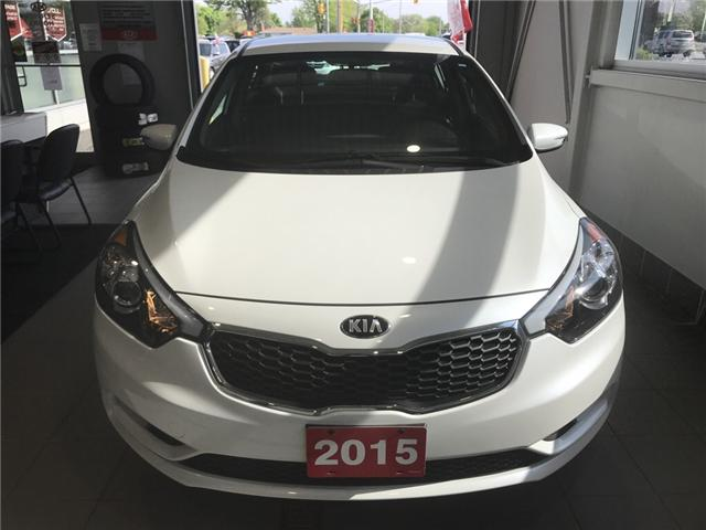 2015 Kia Forte 1.8L LX+ (Stk: KP0462) in Windsor - Image 2 of 10