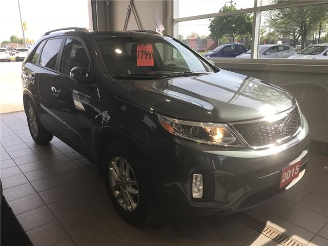 2015 Kia Sorento LX (Stk: K18277A) in Windsor - Image 1 of 11