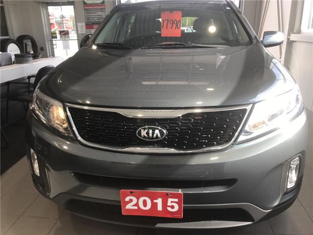 2015 Kia Sorento LX (Stk: K18277A) in Windsor - Image 2 of 11