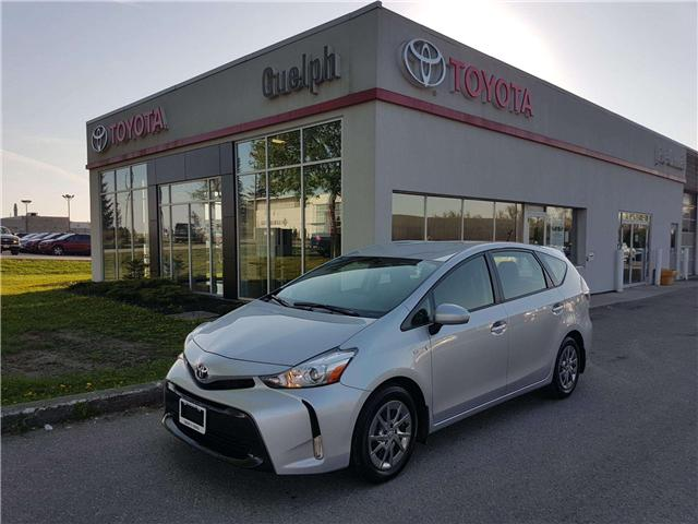 2016 Toyota Prius v Base (Stk: A01262) in Guelph - Image 1 of 30