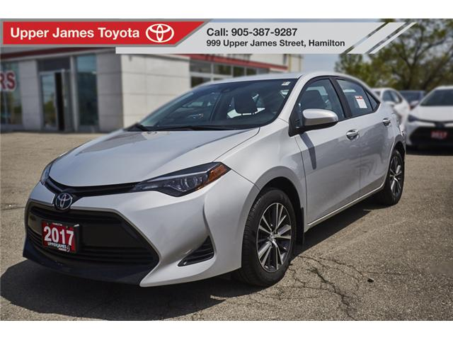 2017 Toyota Corolla LE (Stk: 70801) in Hamilton - Image 1 of 17