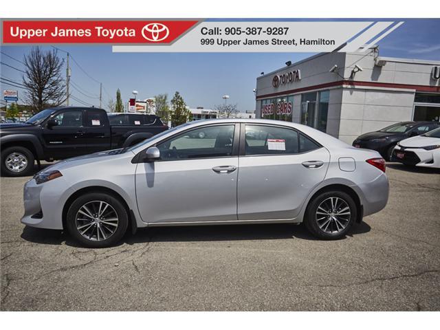 2017 Toyota Corolla LE (Stk: 70801) in Hamilton - Image 2 of 17
