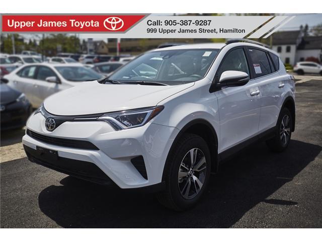2018 Toyota RAV4 LE (Stk: 180571) in Hamilton - Image 1 of 15