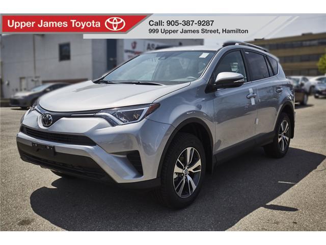 2018 Toyota RAV4 LE (Stk: 180574) in Hamilton - Image 1 of 16
