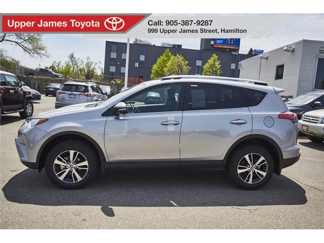 2018 Toyota RAV4 LE (Stk: 180574) in Hamilton - Image 2 of 16