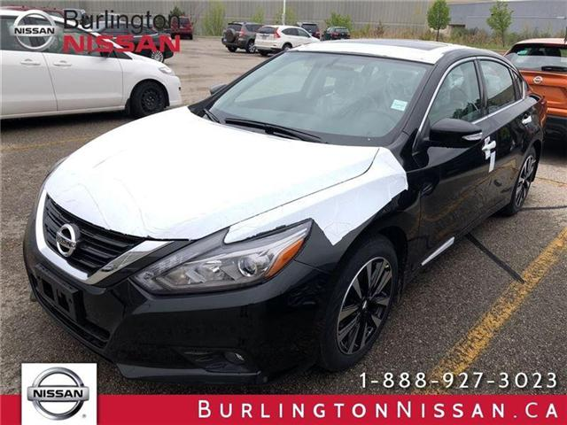 2018 Nissan Altima 2.5 SL Tech (Stk: X5313) in Burlington - Image 1 of 5