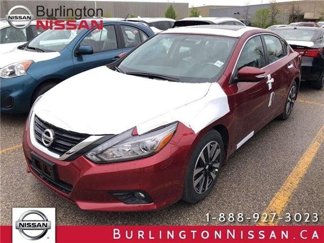 2018 Nissan Altima 2.5 SL Tech (Stk: X5314) in Burlington - Image 1 of 5