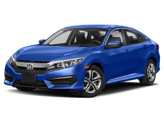 2018 Honda Civic LX (Stk: J9515) in Georgetown - Image 1 of 9