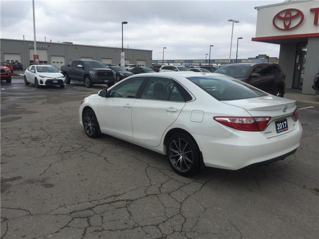 2017 Toyota Camry  (Stk: 1804951) in Cambridge - Image 2 of 11
