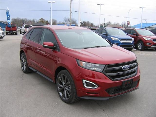 Ford Edge Sport Stk  In Smiths Falls Image  Of