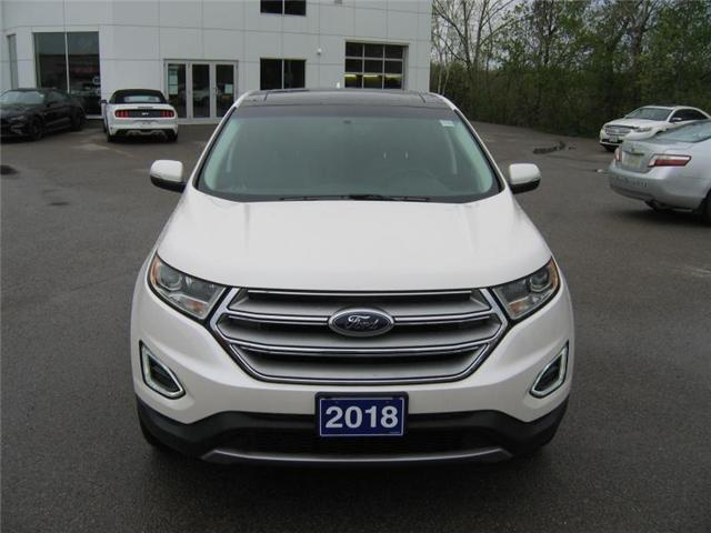 2018 Ford Edge Titanium (Stk: 18257) in Smiths Falls - Image 2 of 12