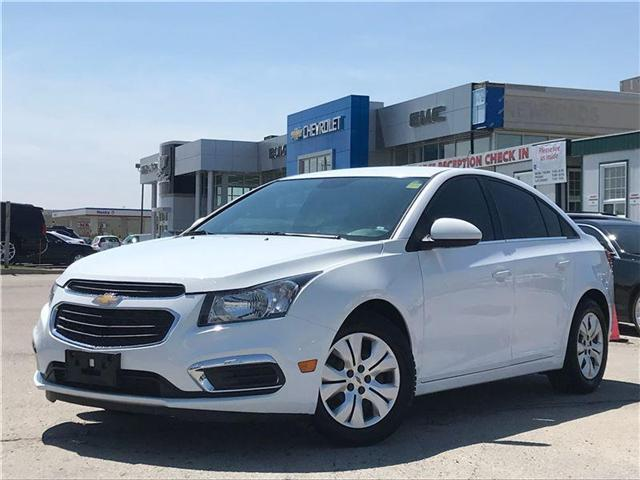 2016 Chevrolet Cruze Limited  (Stk: N12765) in Newmarket - Image 1 of 8