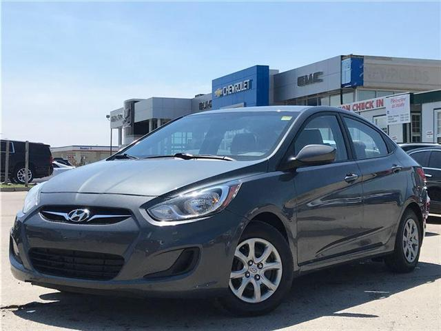 2013 Hyundai Accent  (Stk: N12764) in Newmarket - Image 1 of 20