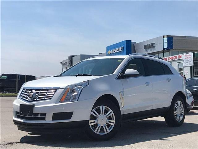 2014 Cadillac SRX Luxury (Stk: NR12763) in Newmarket - Image 1 of 7