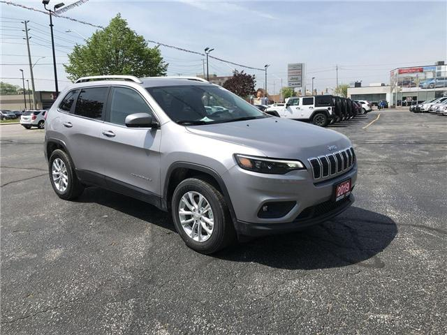 2019 Jeep Cherokee North (Stk: 1919) in Windsor - Image 1 of 11