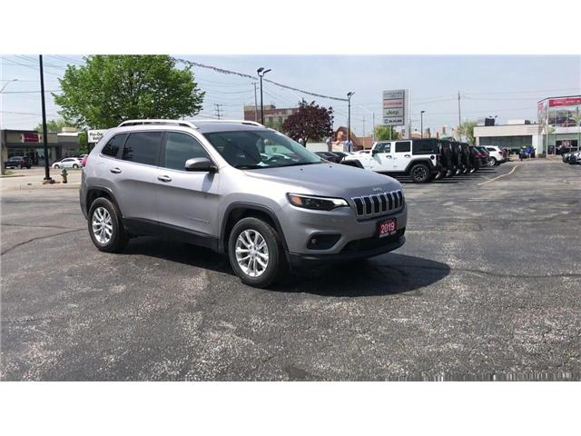 2019 Jeep Cherokee North (Stk: 1919) in Windsor - Image 2 of 11