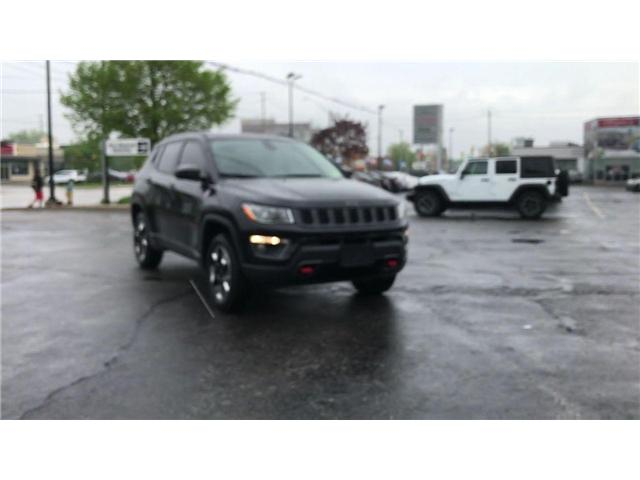 2017 Jeep Compass Trailhawk (Stk: 18874A) in Windsor - Image 2 of 11