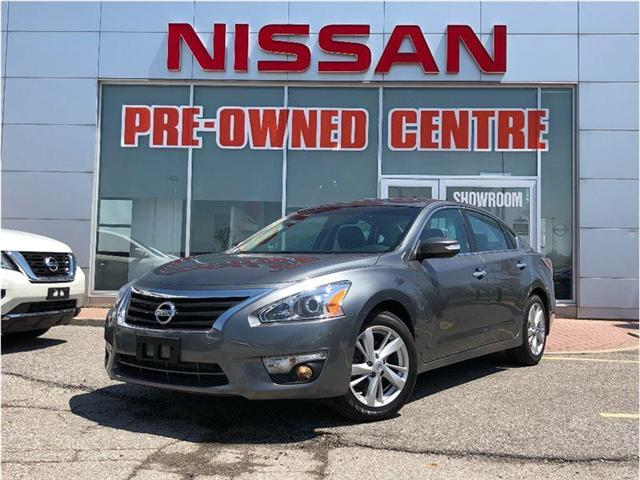 2014 Nissan Altima 2.5 SL--LEATHER SEATS (Stk: U2954) in Scarborough - Image 1 of 23
