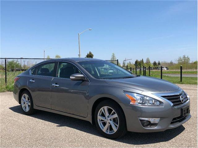 2014 Nissan Altima 2.5 SL--LEATHER SEATS (Stk: U2954) in Scarborough - Image 7 of 23