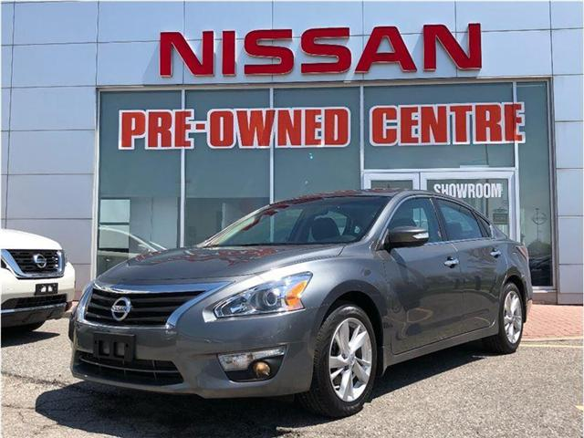 2014 Nissan Altima 2.5 SL--LEATHER SEATS (Stk: U2954) in Scarborough - Image 9 of 23