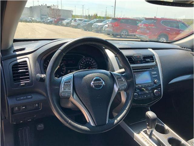 2014 Nissan Altima 2.5 SL--LEATHER SEATS (Stk: U2954) in Scarborough - Image 11 of 23