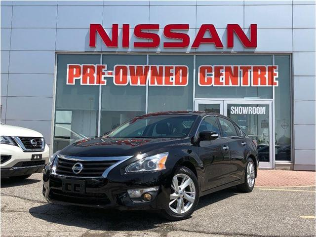 2014 Nissan Altima 2.5 SL (Stk: U2857) in Scarborough - Image 1 of 23