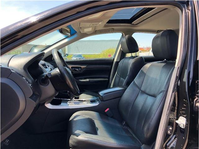 2014 Nissan Altima 2.5 SL (Stk: U2857) in Scarborough - Image 10 of 23