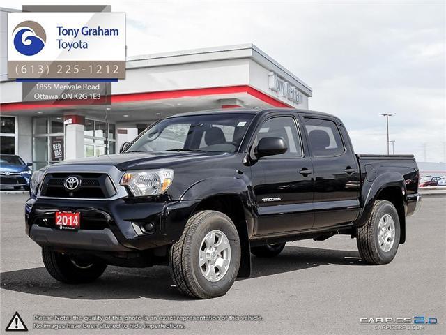 2014 Toyota Tacoma V6 (Stk: 56726A) in Ottawa - Image 1 of 25