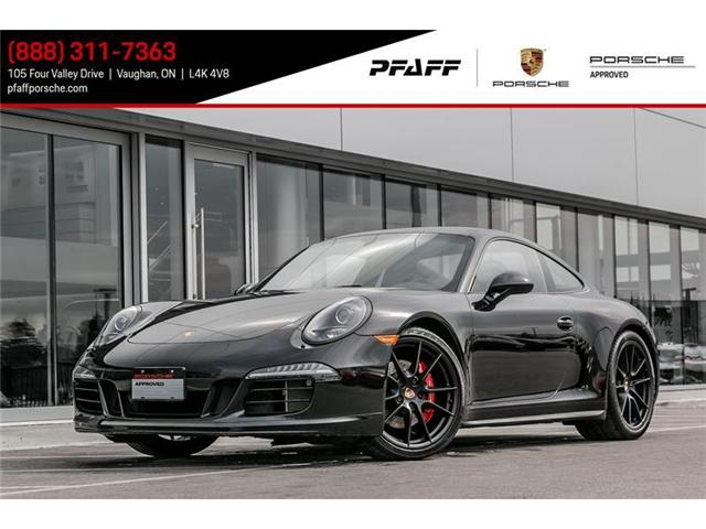 2016 Porsche 911 Carrera 4 GTS Coupe PDK (Stk: U7052) in Vaughan - Image 1 of 21