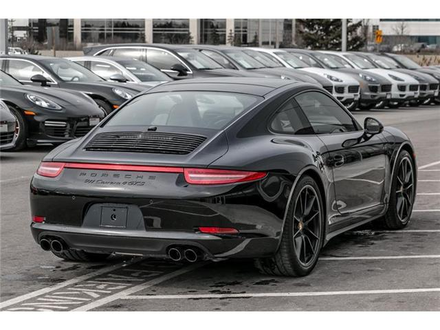 2016 Porsche 911 Carrera 4 GTS Coupe PDK (Stk: U7052) in Vaughan - Image 2 of 21