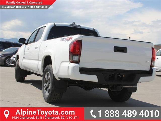2018 Toyota Tacoma SR5 (Stk: X034044) in Cranbrook - Image 3 of 17